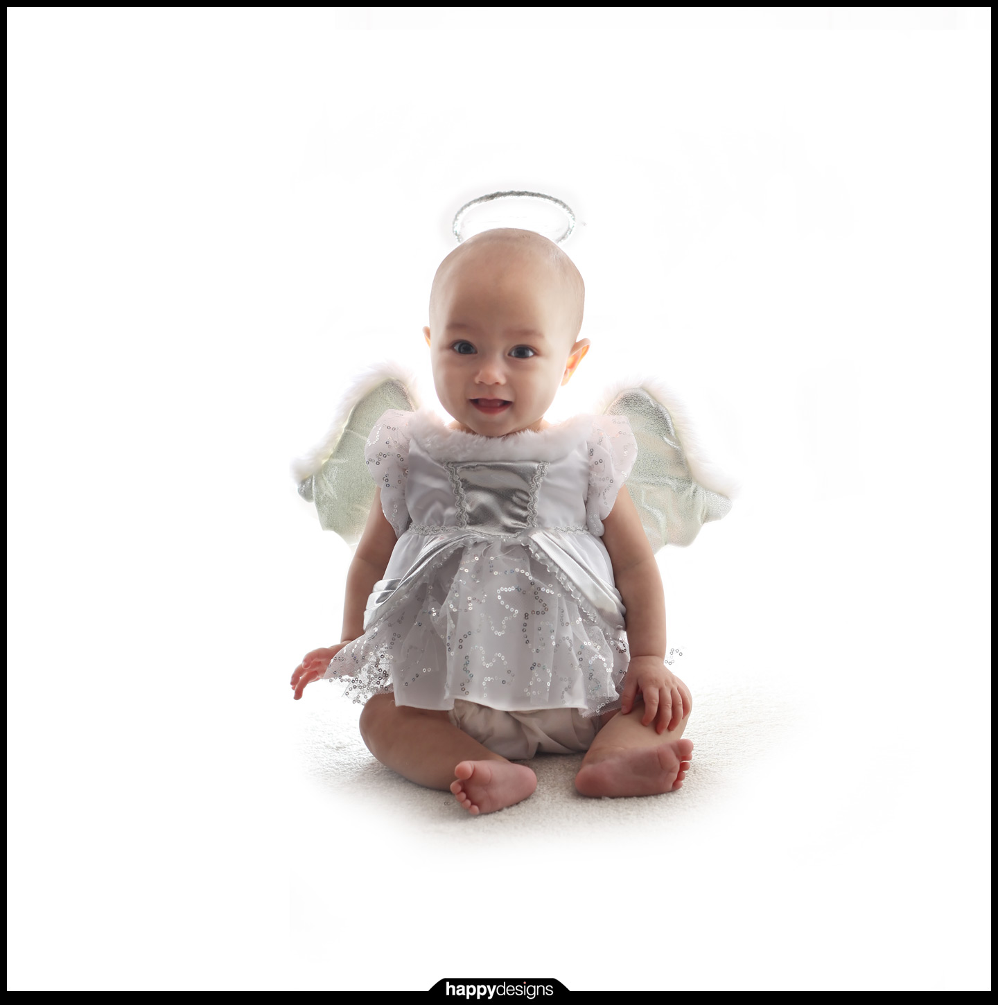 20091225 - Christmas angel