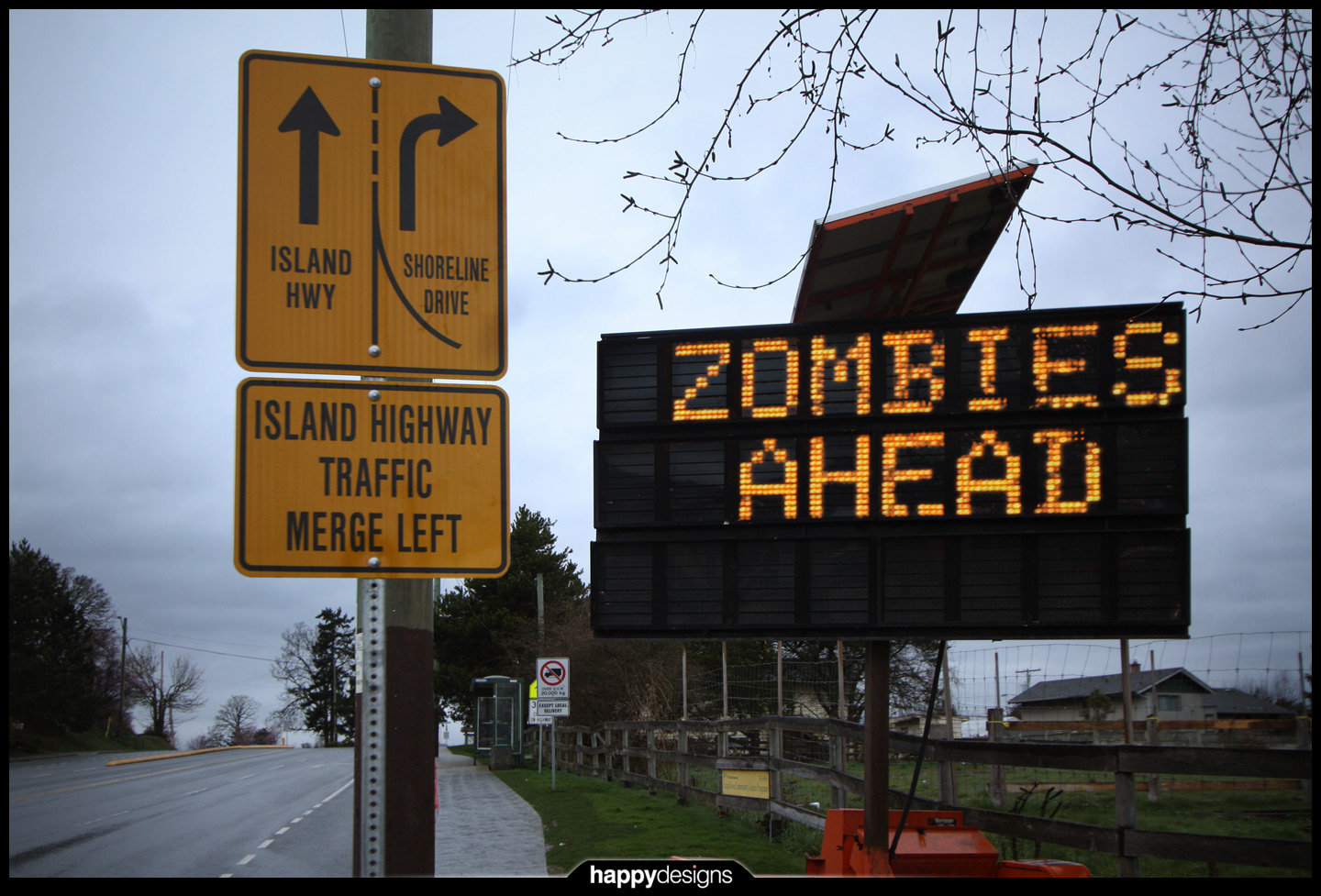 20110302 - ZOMBIES AHEAD