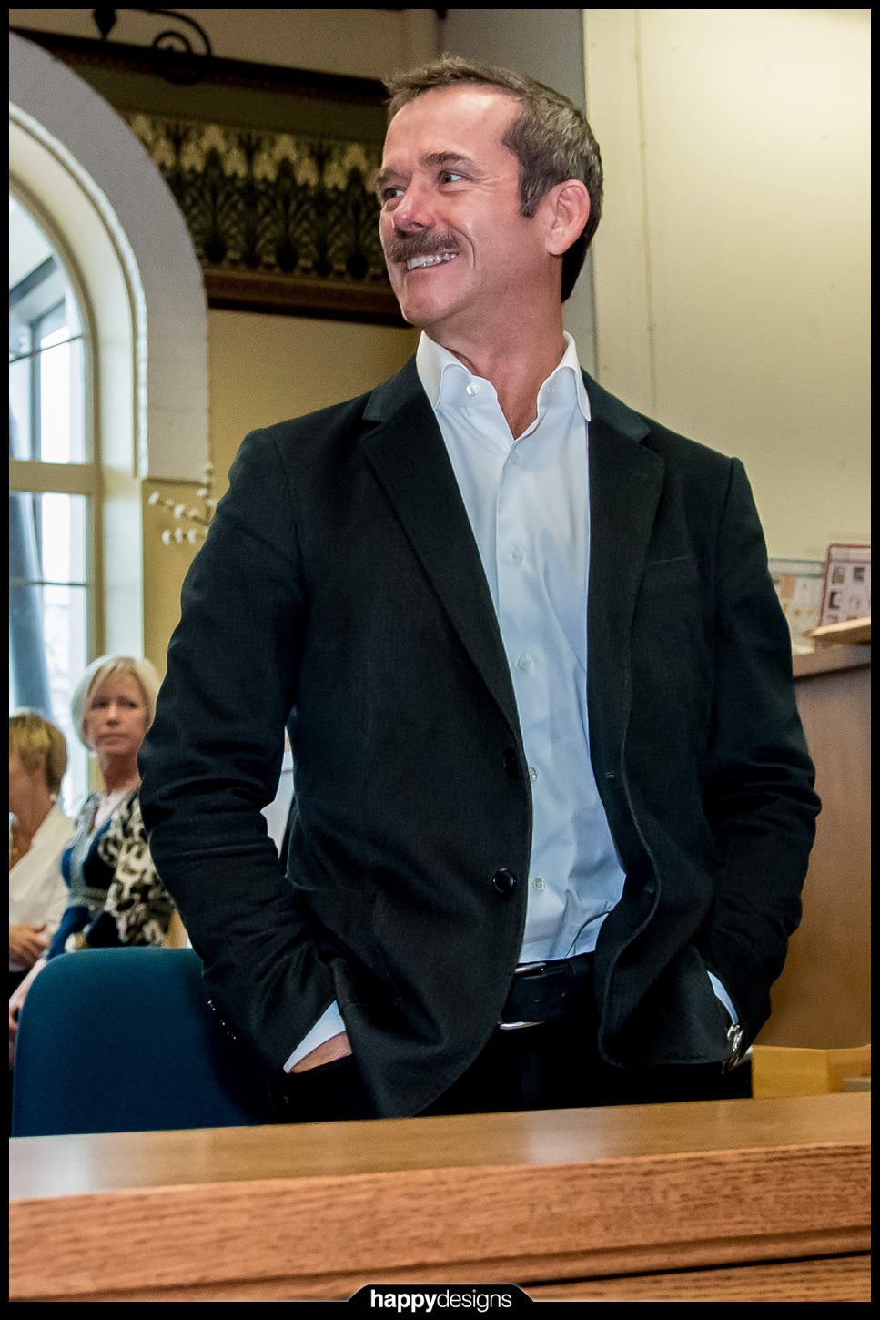 20131118 - Cmdr Chris Hadfield