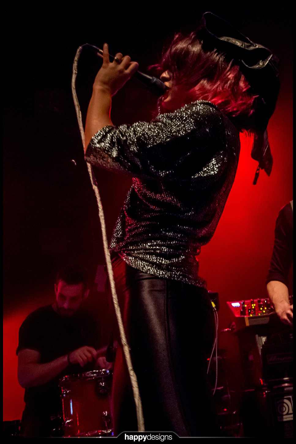 20141216 - Phantogram and Dear Rouge-0005