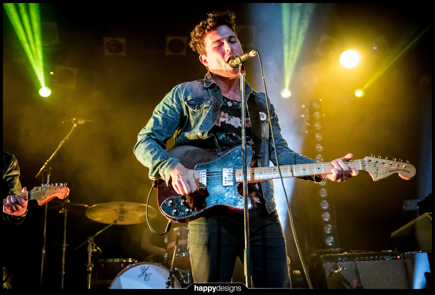 20150303 - Dear Rouge and Arkells-0003