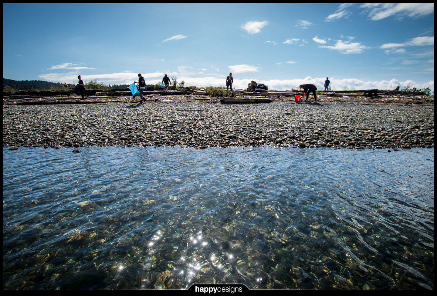 20150512 - Surfrider beach cleanup (Whiffin Spit)