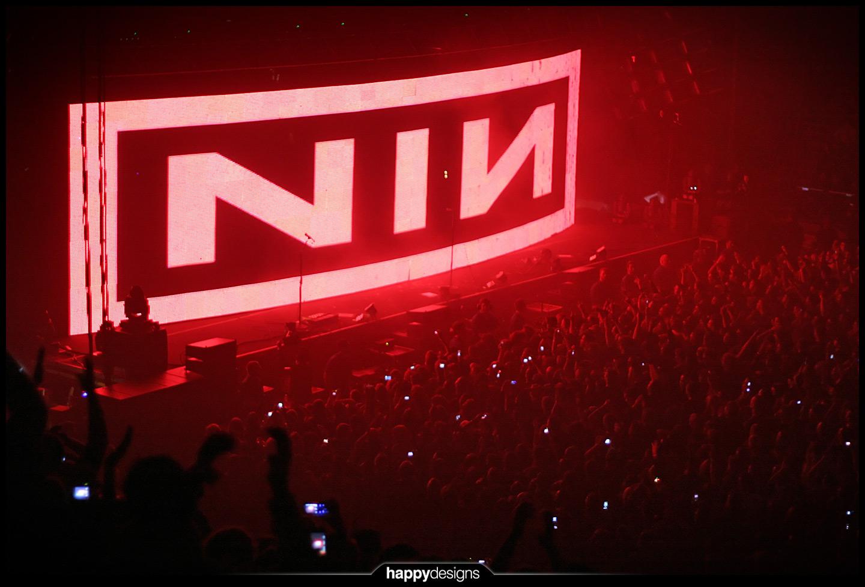 20081209 - NIN - Burn