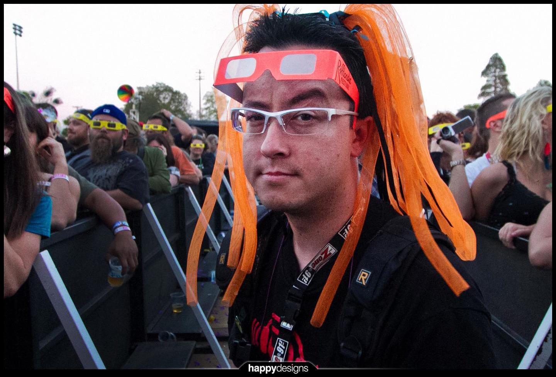 20140713 - festival hair (Darren)