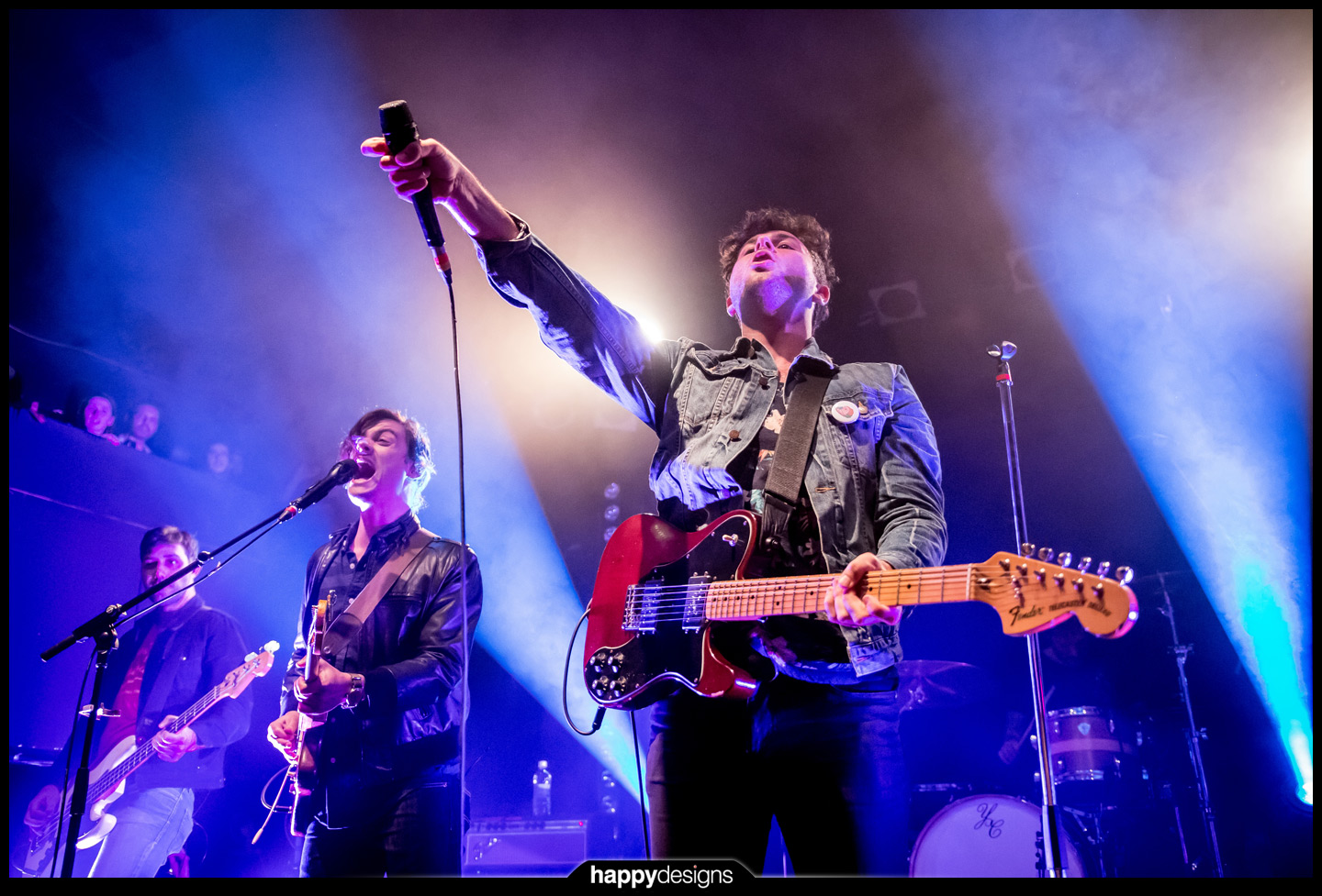 20150303 - Dear Rouge and Arkells-0001