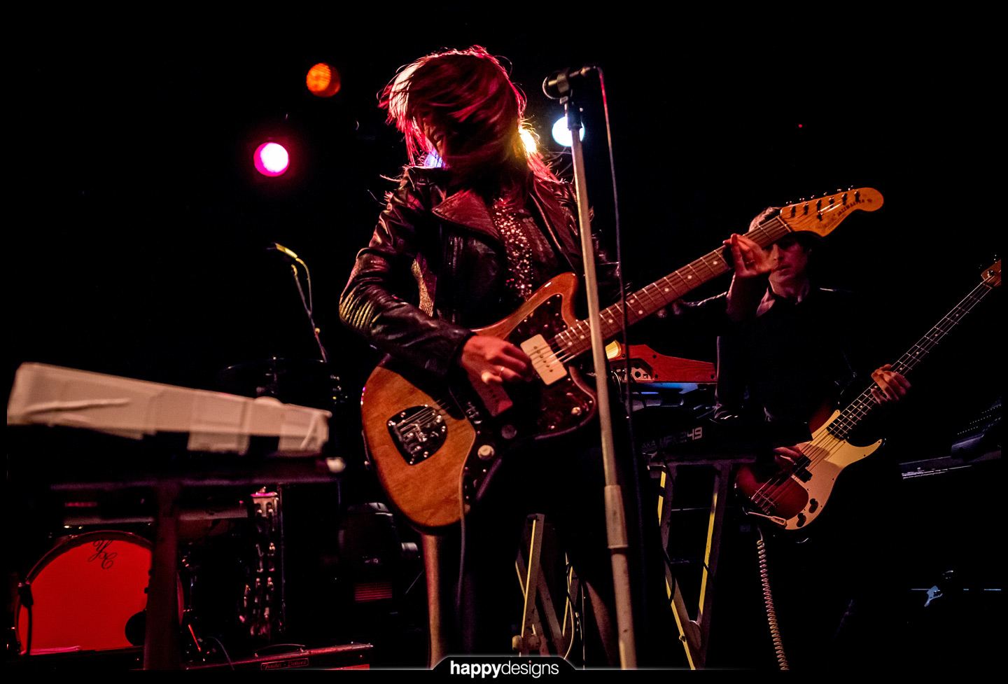 20150303 - Dear Rouge and Arkells-0002