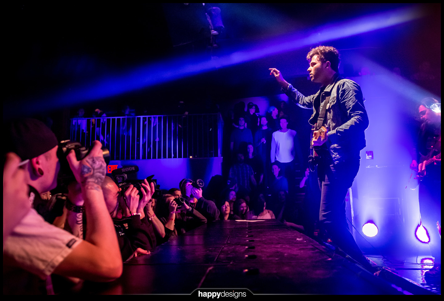 20150303 - Dear Rouge and Arkells-0005
