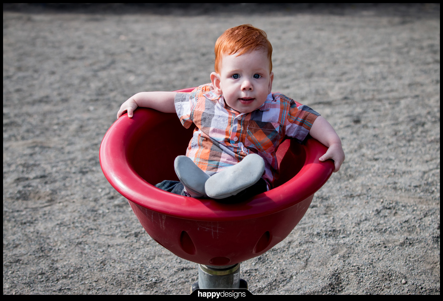 20150407 - Dylan and Iver outside!-0001