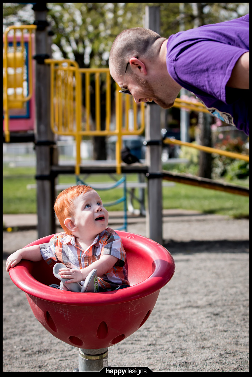 20150407 - Dylan and Iver outside!-0004